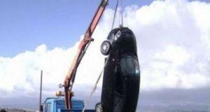 «Βουτιά» θανάτου στο λιμάνι της Πάτρας