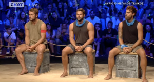 Survivor 2017 – Ο Ημιτελικός: Μάριος-Πρίαμος Ιωαννίδης και Γιώργος Αγγελόπουλος…