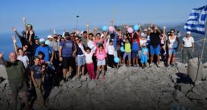 18η Ανάβαση στη Κλόκοβα με μεγάλη συμμετοχή (Φωτογραφίες – Βίντεο)