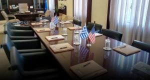 Επίσκεψη του Πρέσβη των Η.Π.Α. στο επιμελητήριο Αχαΐας