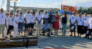 Μεσολόγγι: Υποδοχή στα πληρώματα της Associazione Europea Νικόλαος Route –…
