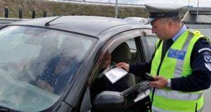 Μεσολόγγι: Σύλληψη 50χρονου οδηγού για μέθη