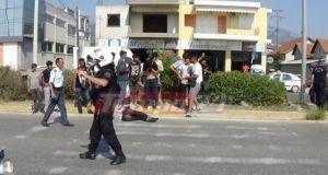 Σοβαρός τραυματισμός μετανάστη στην παραλιακή της Πάτρας – Παρασύρθηκε από…