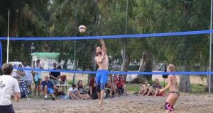 Nαύπακτος: Αhepa cyp Beach volleybal 2017