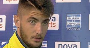 Δημήτρης Χαντάκιας, ο νεαρός συγκαταλέγεται σταnext big thingτου ελληνικού ποδοσφαίρου