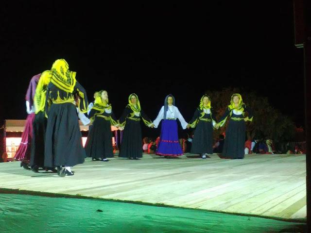 Το 3ο φεστιβάλ Παραδοσιακών χορών στο Λιμάνι Παλαίρου