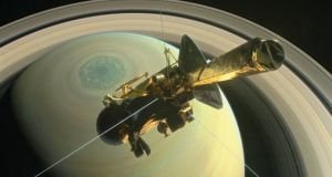 Το διαστημικό σκάφος «Cassini» πλησιάζει στον Κρόνο