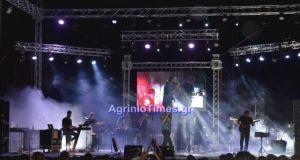 Lake Party Τριχωνίδα: Ξεσήκωσε το κοινό ο Μουζουράκης (Βίντεο-Φωτό AgrinioTimes.gr)