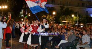 Αγρίνιο: H λαμπρή έναρξη του ΔιεθνούςΦεστιβάλ Παραδοσιακών Χορών (Μεγάλο Φωτορεπορτάζ)