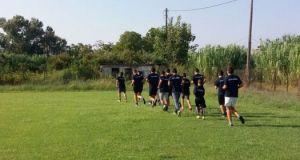 Έναρξη προετοιμασίας για την παιδική ομάδα του Π.Α.Ο.Κ. Καλυβίων
