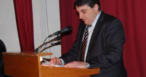 Νέος πρόεδρος της τεχνικής επιτροπής της Ε.Π.Ο. ο Τάκης Παπαχρήστος