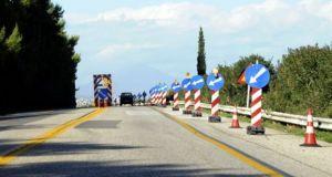 Κυκλοφοριακές ρυθμίσεις στον αυτοκινητόδρομο Κορίνθου-Πατρών