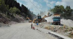 Βελτιώνεται η οδική σύνδεση της Ευρυτανίας με την Άρτα