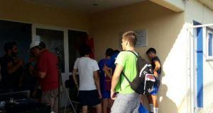 Το αθλητικό CAMP της ΚΝΕ στο Μεσολόγγι (Φωτογραφίες)
