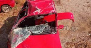 Θρήνος στη Λαμία: Νεκρός 33χρονος μετά από τροχαίο – Σμπαράλια…