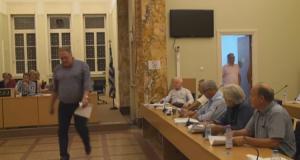 Δημ. Συμβούλιο Αγρινίου: Δείτε την πρωτοφανή αντιπαράθεση Φωτάκη-Ράπτη