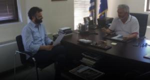 Γ. Καπεντζώνης: «Θετικό το πρόσημο για τα αντισταθμιστικά… συνεχίζουμε τον…