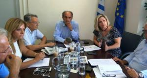 Εντατικοποίηση ελέγχων, παράνομη διακίνηση και ελληνοποιήσεις προϊόντων στη συνάντηση Κατσιφάρα-Αντώνογλου