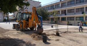 Αποκατάσταση φθορών στο 17ο Δημοτικό Σχολείο Αγρινίου