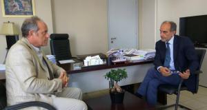 Αποδοτικότερη Δημόσια Διοίκηση στη συνάντηση του Α. Κατσιφάρα με τον…