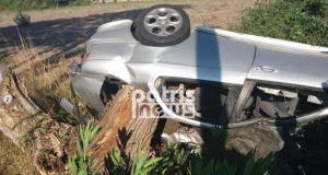 «Μαύρος» Δεκαπενταύγουστος ξημέρωσε – Νεκρός 25χρονος σε τροχαίο! (Φωτογραφίες)