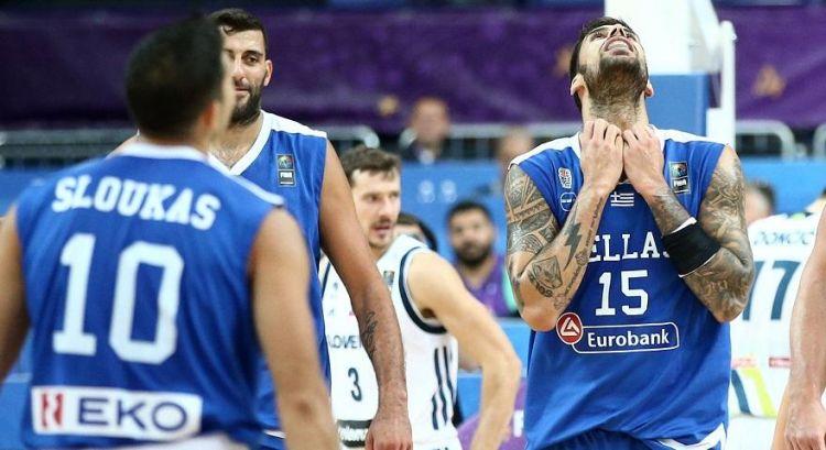 EuroBasket 2017: Ελλάδα, έχεις πρόβλημα!