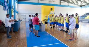 Αίολος Αστακού: Χρήσιμα συμπεράσματα και αγιασμός (Φωτογραφίες)