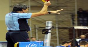 Σχολή Διαιτησίας Volley στο Αγρίνιο