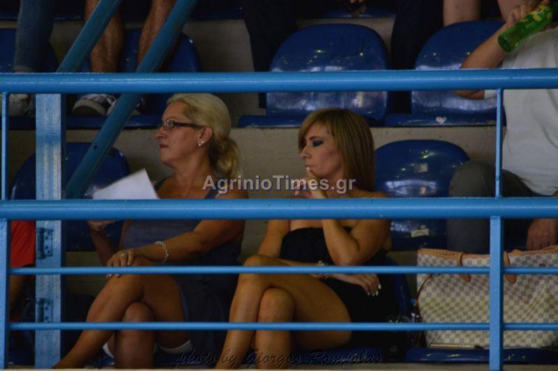 Α.Ο. Αγρινίου – Εθνικός: Πλούσιο φωτορεπορτάζ του AgrinioTimes.gr από τις κερκίδες και το παρκέ