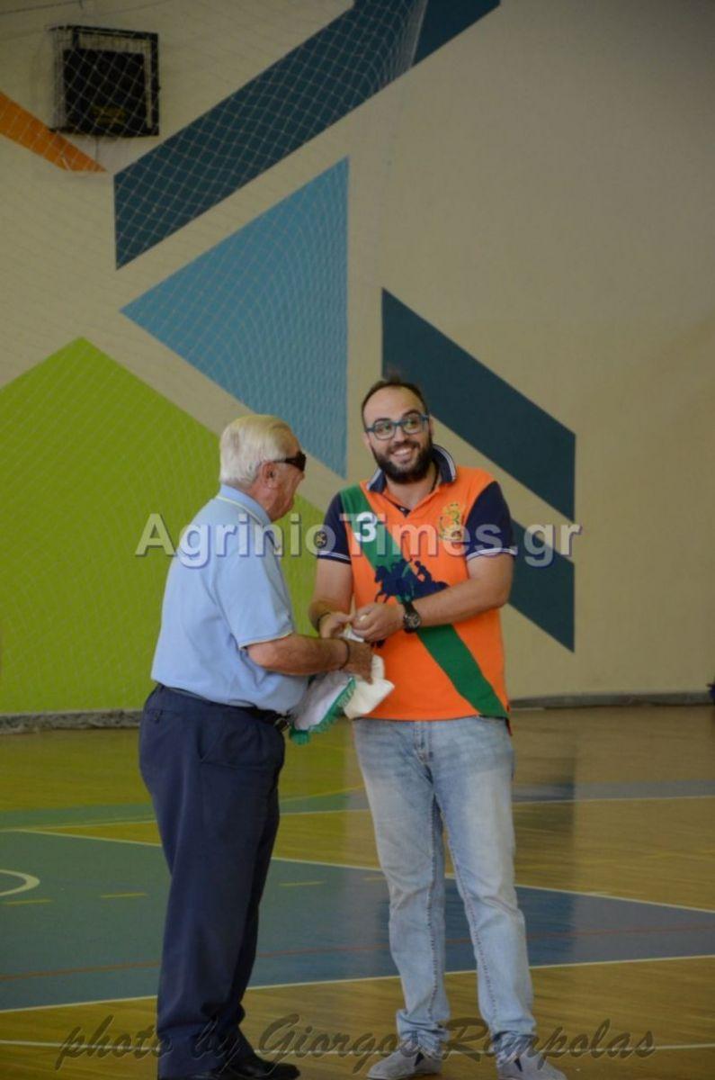 Εθνικός προς Α.Ο. Αγρινίου: «Άψογη η φιλοξενία των γηπεδούχων»