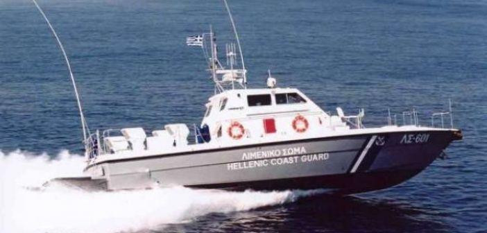 Εισροή υδάτων σε σκάφος – Προσέκρουσε σε αβαθή στη Λευκάδα!