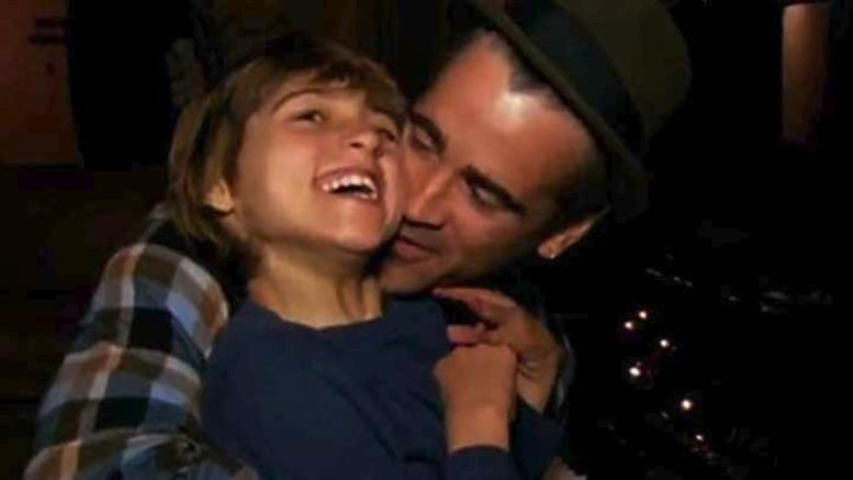Η συγκινητική εξομολόγηση του Κόλιν Φάρελ για τον γιο του