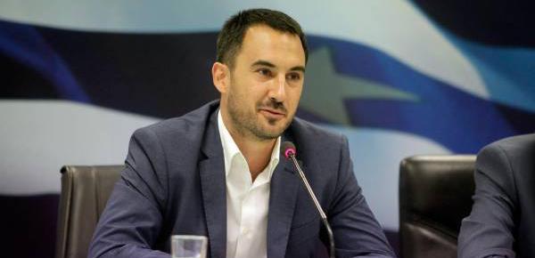 Χαρίτσης: Η Ευρώπη να επιδείξει αλληλεγγύη αλλιώς θα οδηγηθεί σε αποσύνθεση