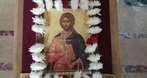 Δοξολογία για την γιορτή του Αγίου Αρτεμίου προστάτη της ΕΛ.ΑΣ…