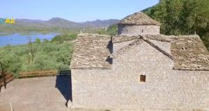 Άγιος Ιωάννης Ριγανάς Σπολάιτας – Βυζαντινή Αιτωλοακαρνανία