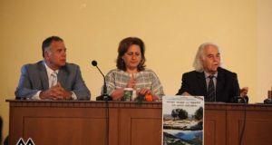 Ενδιαφέρουσα η ημερίδα «Αρχαίες Πόλεις και Μνημεία του Δήμου Ξηρομέρου»