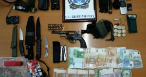 Δείτε φωτογραφικό υλικό από τη σύλληψη του 25χρονου Μολδαβού στον…