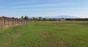 Γήπεδο Καλυβίων: Εγκαταλείφθηκε ο χλοοτάπητας του γηπέδου (Φωτό)