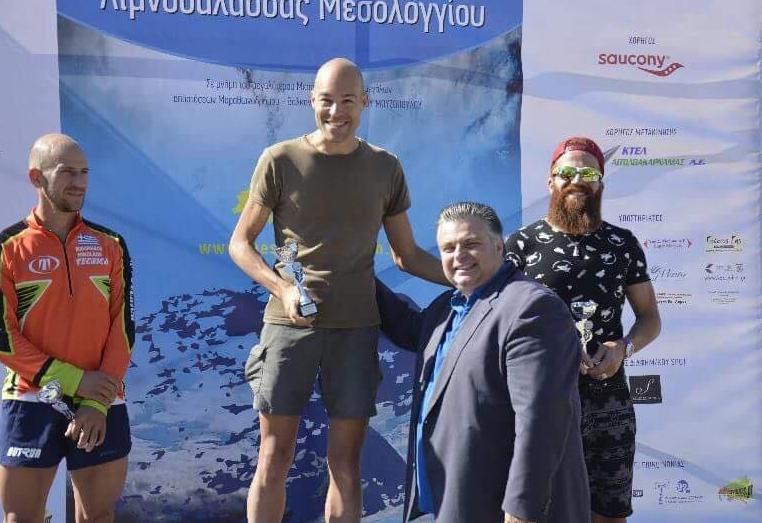 Δήμαρχος Μεσολογγίου, Νίκος Καραπάνος: «Πρωταγωνιστές στον αθλητισμό, τον πολιτισμό, τη ζωή»