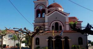 Άλλαξε η εξωτερική όψη του Ι.Ν. Αγίου Νικολάου Καλυβίων