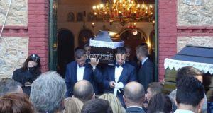 Μαρκόπουλο: Κηδεύτηκαν μαζί μάνα και κόρη