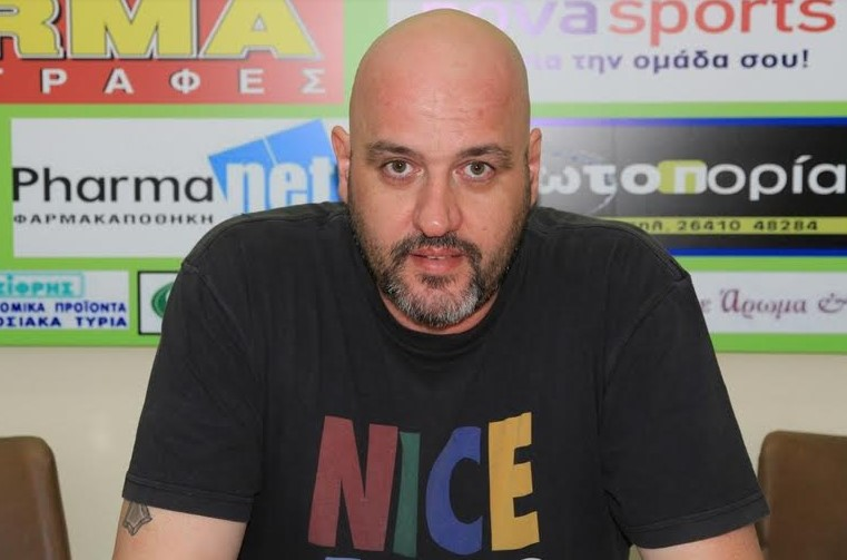 Α.Ο. Αγρινίου: Η συνέντευξη τύπου του αγώνα με το Στρατώνι