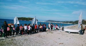 ΚΔΑΠ Ακτίου-Βόνιτσας: Εκπαιδευτική εκδρομή στο Ναυταθλητικό Όμιλο Βόνιτσας (Φωτό)