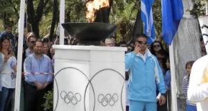 Διαδρομή της Ολυμπιακής Φλόγας στην Ι. Π. Μεσολογγίου – Τελετή…