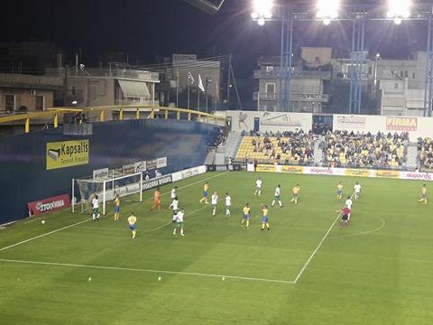 Τέλος παιχνιδιού: Παναιτωλικός (0-1) Λεβαδειακός – Έχασε τα… άχαστα ο Παναιτωλικός