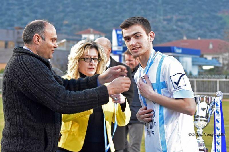 Στον Ολυμπιακό Παναιτωλίου ο Σπύρος Αλτζερίνης – Τι δήλωσε στο AgrinioTimes.gr