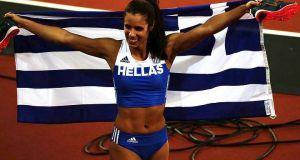 Κορυφαία αθλήτρια της Ευρώπης για το 2017 αναδείχθηκε η Κατερίνα…