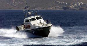 Σύγκρουσης σκαφών στη θαλάσσια περιοχή της μαρίνας Γουβιών Κέρκυρας