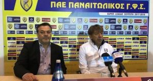 Δείτε live τις συνεντεύξεις των προπονητών Ζ. Βούλιτς και Μ.…