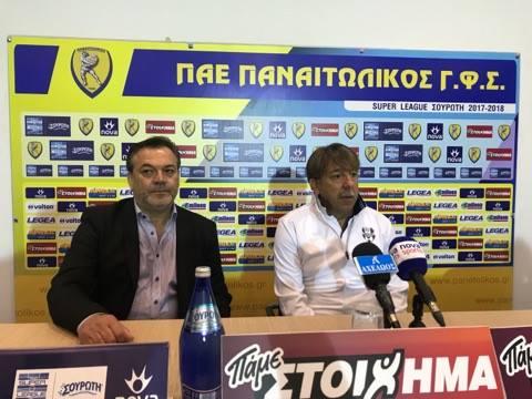 Δείτε live τις συνεντεύξεις των προπονητών Ζ. Βούλιτς και Μ. Χάβου